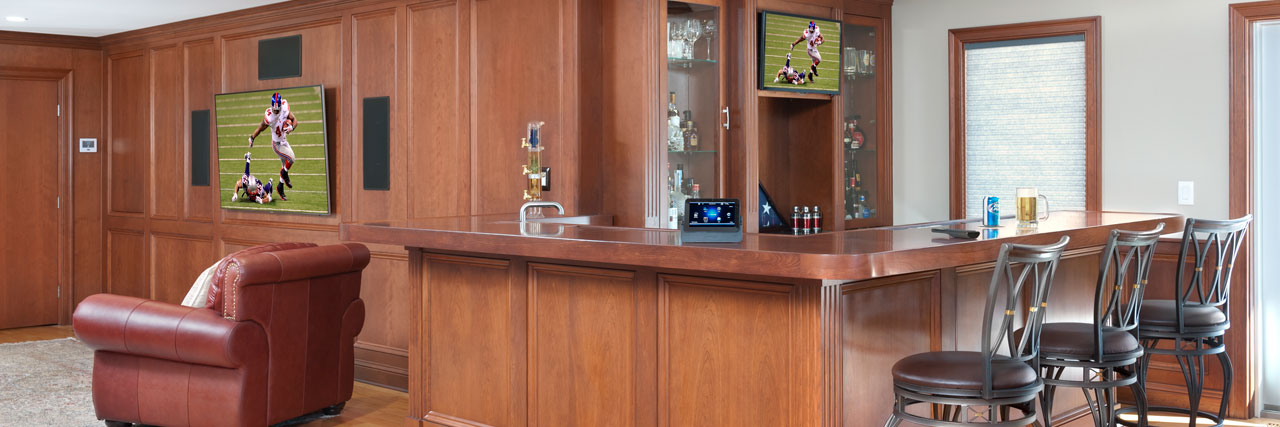 Whole House Video Bar