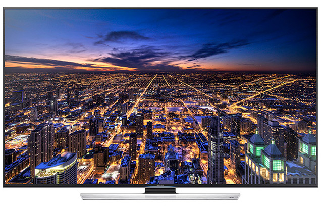 Samsung's Smart HU8550 Ultra HD TV