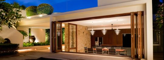 Smart home technology and outdoor lighting design