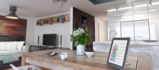 Smart home automation for builders and architects