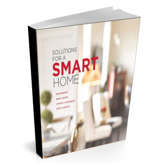 Smart Home eBook - Smart Home Wireless Security & Surveillance System