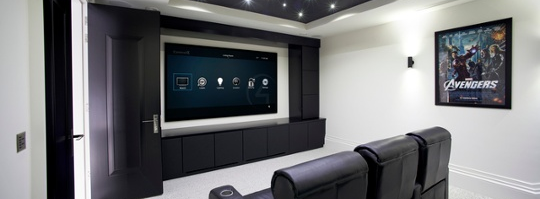 smart media room and smart home theater-lifetronic